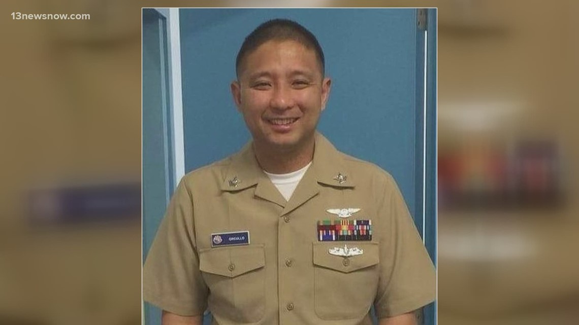 Navy identifies USS Wasp sailor who dies from COVID-19 complications