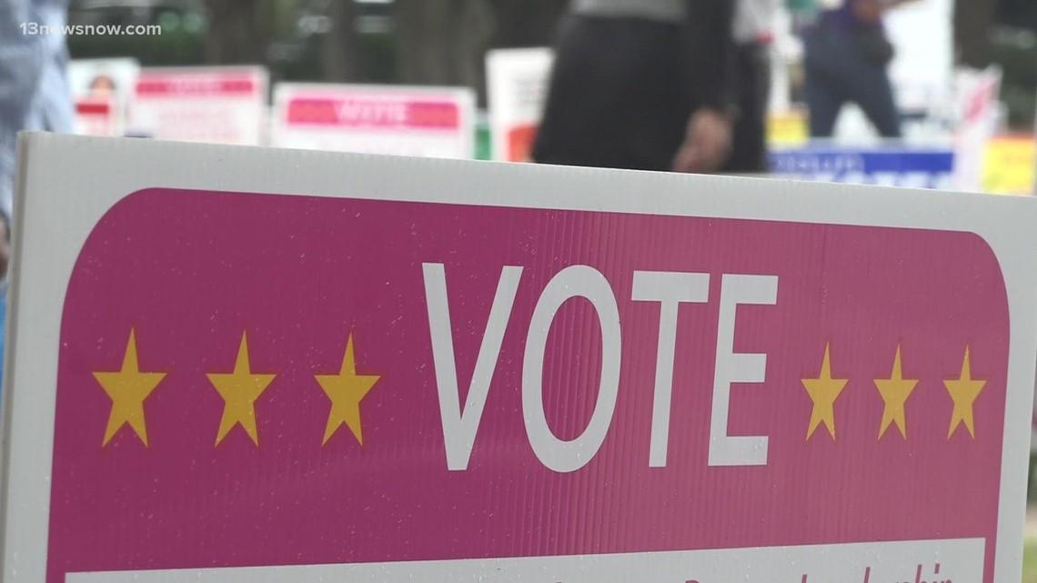 Early Voting Kicks Off in Virginia