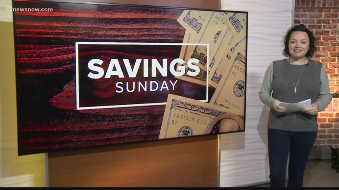 Savings Sunday: Deals of the Week, Dec. 16, 2018
