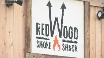 Redwood Smoke Shack has soft opening at old Dog-N-Burger location