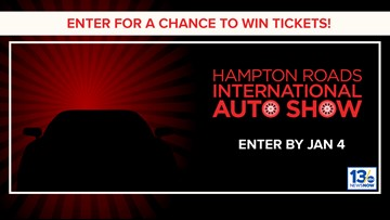 Auto Show sweepstakes rules