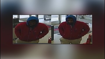 Police searching for man accused of robbing ABC store in Hampton