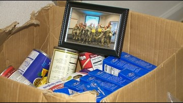 Air Force veteran planning celebration dinner for Coast Guard families impacted by shutdown