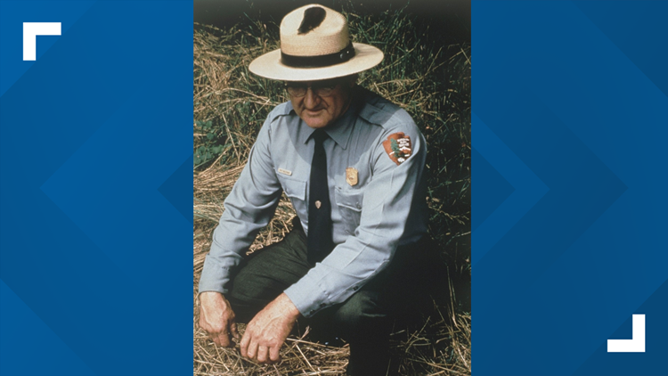 Roy C. Sullivan, park ranger