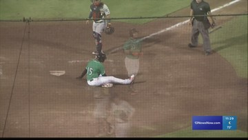 Tides rally to win in extras over the Stripers