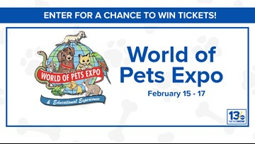 Pets Expo sweepstakes rules