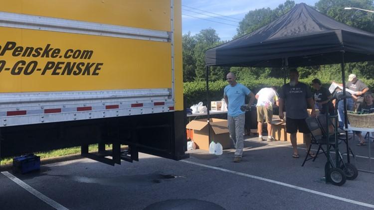 Virginia Beach church sending supply truck to Hurricane Ida victims in Louisiana