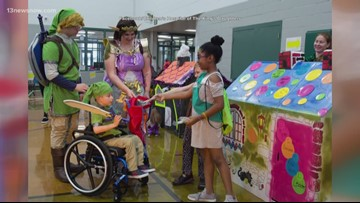 Noon Interview: CHKD Fallfest for kids with special needs