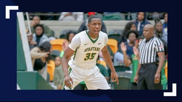 Spartans late rally beats NCCU in OT and holds onto 1st in MEAC