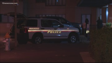 Portsmouth Police investigate double shooting
