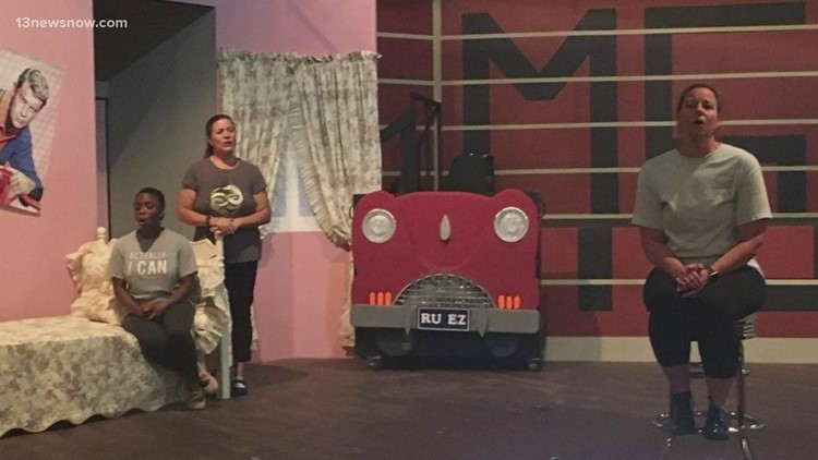 Curtain rises again on live theatre in Hampton Roads as pandemic restrictions ease