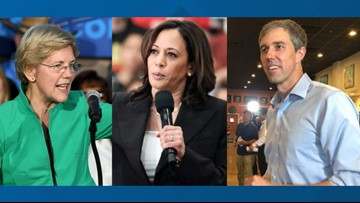 Ten presidential candidates set to square off on night one