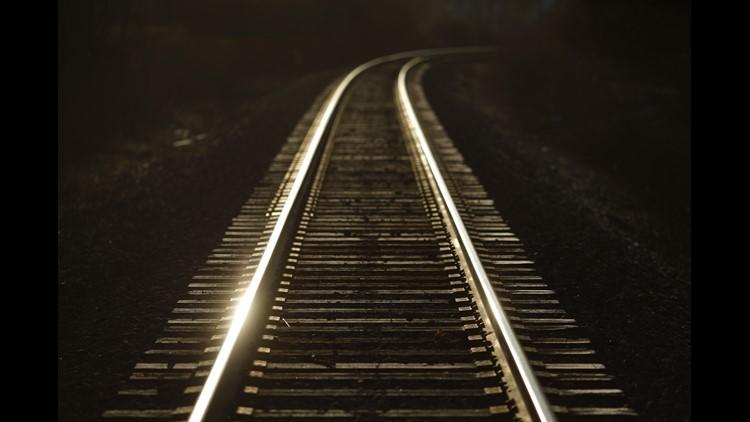 A freight train derailment in Newport news brought travel to a halt on Sunday evening.