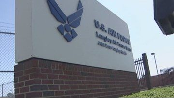 Joint Base Langley-Eustis King Street gate closed in April
