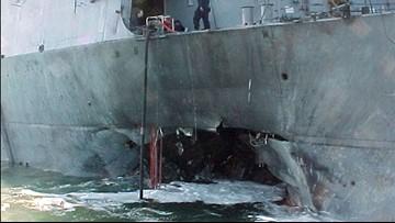 Court deals setback in USS Cole case, cites judge's conflict of interest