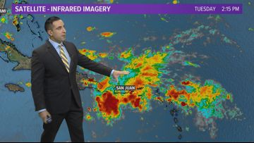 Tropical Weather Outlook for July 30, 2019