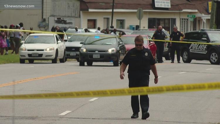 Man Dies Following Shooting on Portsmouth Boulevard