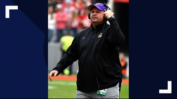ECU's Blackwell officially named ODU's DC