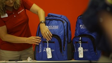 Roc Solid, State Farm partner to pack 'ready bags' for kids fighting cancer