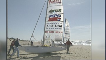 Famed local catamaran race makes a return after nearly 20 years