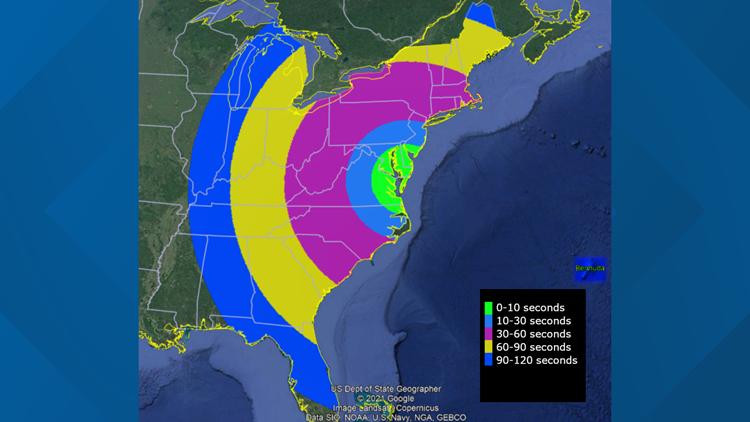 NASA's Wallops rocket launch postponed until at least Friday