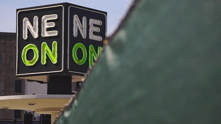 Artists needed for NEON District project at the old Greyhound bus station