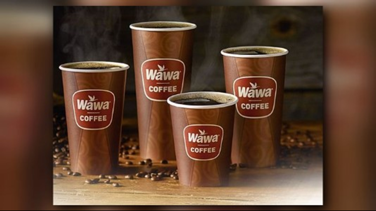 Get free coffee from Wawa to celebrate store's 20th anniversary in Virginia