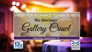 Gallery Crawl sweepstakes rules