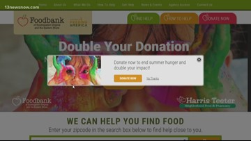Donations needed to 'End Summer Hunger'