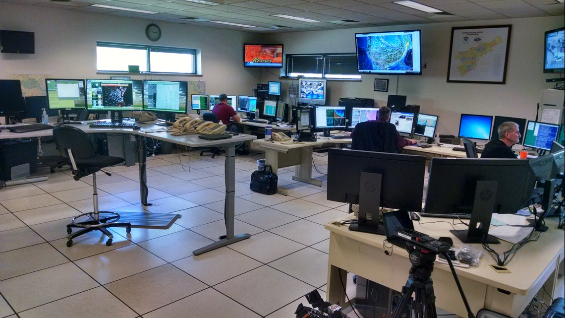 SCIENCE BEHIND: The National Weather Service