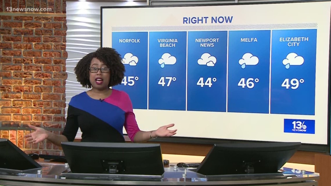 Saturday seven day forecast with Rachael Peart