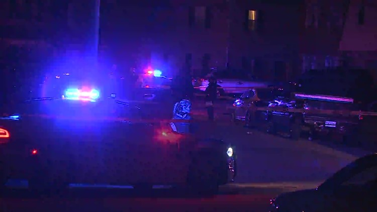 A man was fatally shot and three other people were injured late Friday night in Virginia Beach.