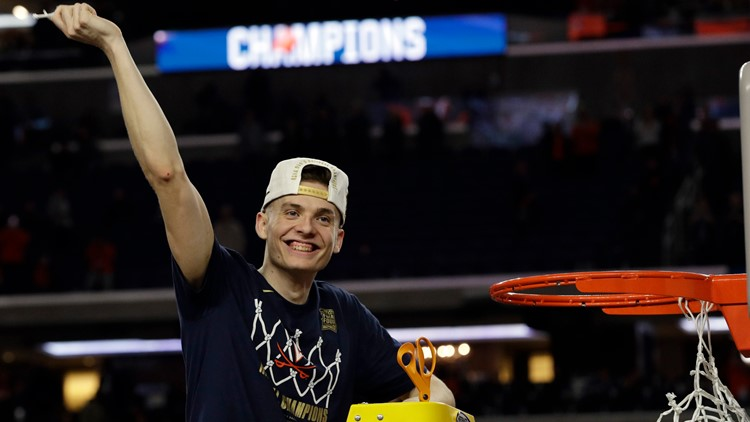 UVA's Guy to remain in 2019 NBA Draft