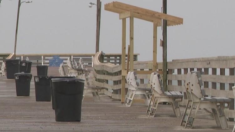 Virginia Beach Fishing Pier getting upgrade