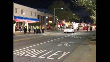 One person shot near Va. Beach Convention Center, suspects in custody