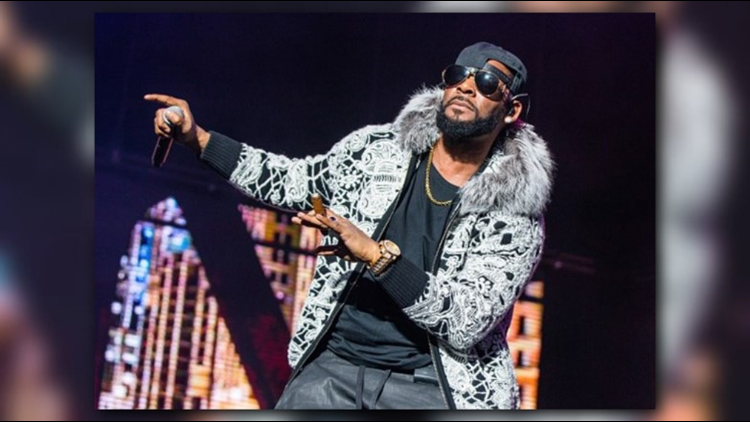 #TimesUp movement targets R. Kelly, demands cancellation of concert