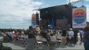 Successes of 'Something in the Water' Festival can help city leaders with other big events