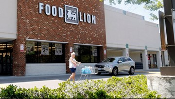 Food Lion announces a new plan to fight hunger