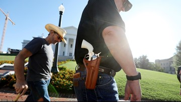 Chesapeake City Council to hold public hearing on 2nd Amendment Sanctuary resolution