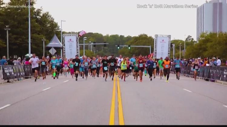 Humana Rock N Roll Half Marathon Coming To Virginia Beach This Weekend