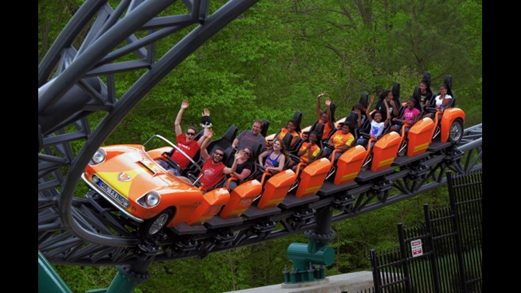 Military veterans receive free admission to Busch Gardens through ...