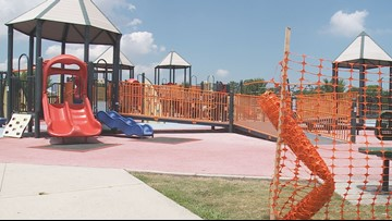 Kids Cove at Mount Trashmore closes for renovations