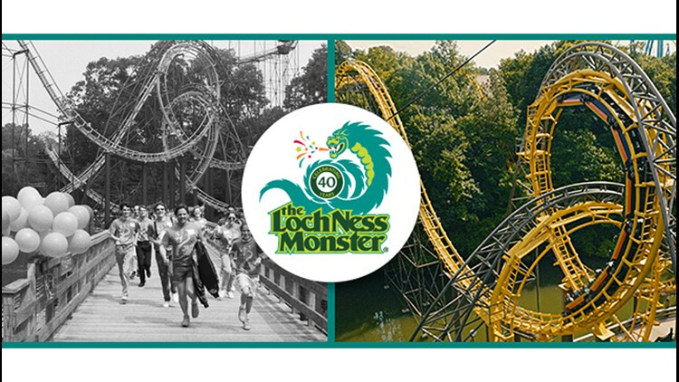 Busch Gardens Williamsburg Has A $40 Thrill Ticket Sale In Celebration Of  Its Loch Ness Monster