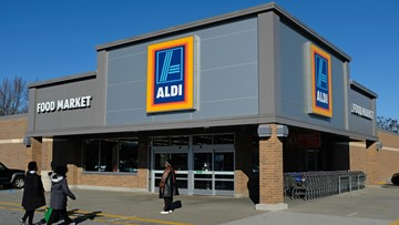 ALDI opened its first Norfolk store