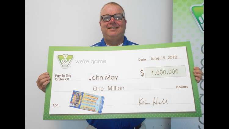 Man wins $1M Virginia Lottery scratch off from Gloucester