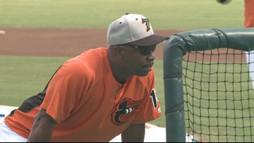 "After 30 years, Tides Davis remembers being in movie ""Bull Durham"""