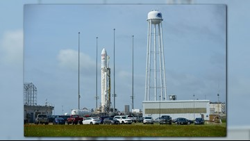 Wallops cargo mission to space station is set to launch this week