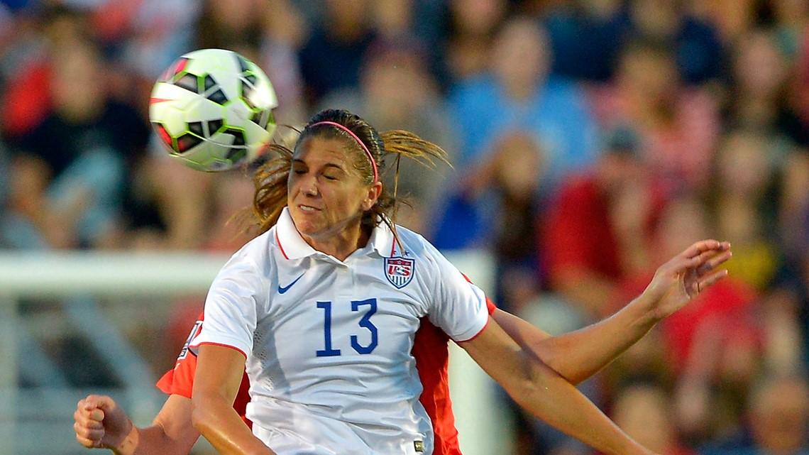 Can Soccer Headers Cause Brain Damage >> Study Soccer Headers Cause More Brain Damage In Women 13newsnow Com