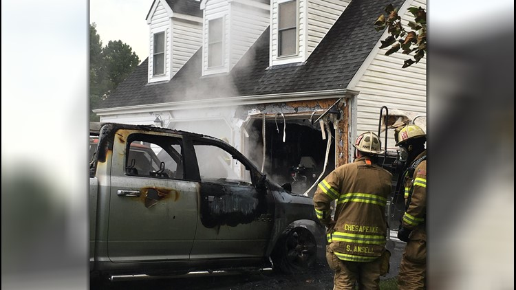 The structure fire inside the home's garage — in the 2000 block of Pine Forest Lane — left a man with significant burn injuries.