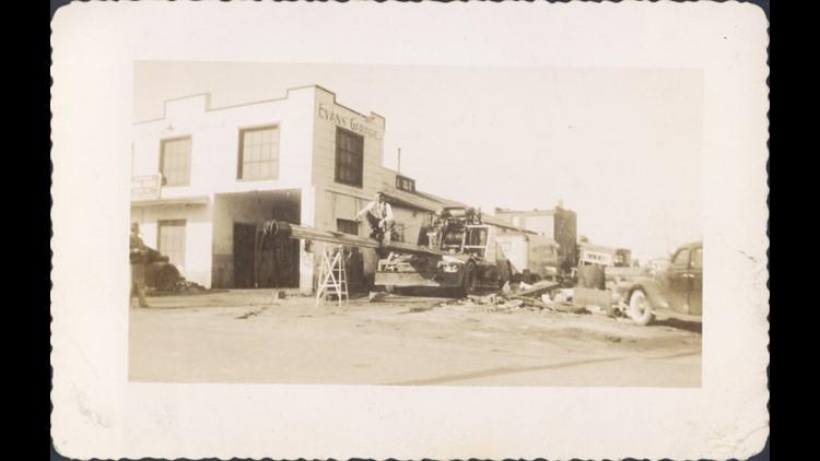 Evans Garage OV in 1940's_1533849547605.jpg.jpg